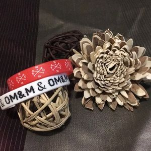 Merch Band Bracelets - Of Mice & Men